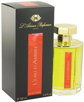 L'Artisan Parfumeur L'eau D'Ambre by Eau De Toilette Spray for Women (3.4 oz)