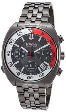 Bulova Men's Snorkel Bracelet Watch, 44mm