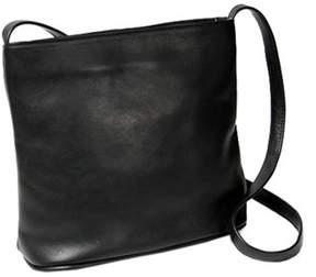 Royce Leather Women's Vaquetta Shoulder Bag