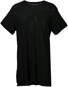 Julius oversized V-neck T-shirt