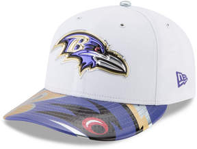 New Era Baltimore Ravens Low Profile 2017 Draft 59FIFTY Cap