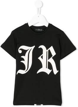 John Richmond Kids logo print T-shirt