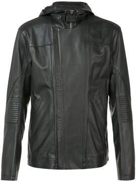 Helmut Lang hooded jacket