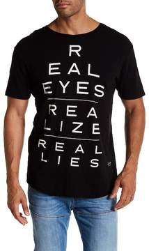 Kinetix Realize Graphic Print Tee