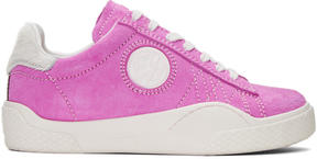 Eytys Pink Wave Rough UV Sneakers