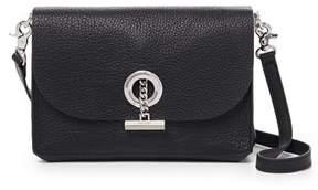 Botkier Waverly Leather Crossbody Bag - Black