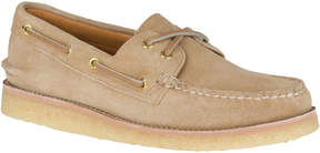 Sperry Gold Cup Authentic Original Crepe Boat Shoe