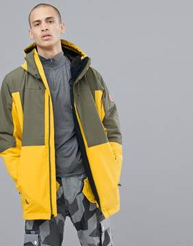 Quiksilver Ambition Ski Jacket in Solar Power