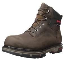 Wolverine Men's Nation 6 Inch Waterproof Soft Toe Work Shoe.