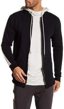 Kinetix Dublin Stripe Sleeve Jacket
