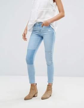 Esprit Knee Patch Slim Fit Jeans