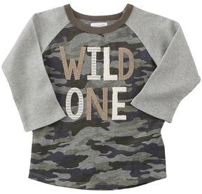 Mud Pie Wild One Long Sleeve Shirt Boy's Clothing