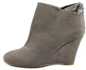 Thalia Sodi Womens Lidiaa Fabric Closed Toe Ankle Fashion Boots.