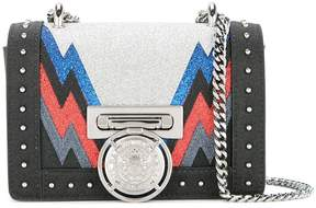Balmain Baby Box Flash multi shoulderbag
