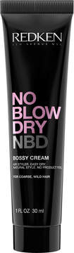 Redken Travel Size No Blow Dry Bossy Cream For Coarse, Wild Hair