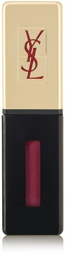 Yves Saint Laurent Beauty - Rouge Pur Couture Lip Lacquer Glossy Stain - Rouge Vintage 5