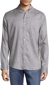 Faherty Brand Men's BD Ventura Cotton Casual Button-Down Shirt
