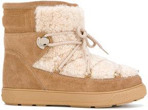 Moncler Fanny ski boots