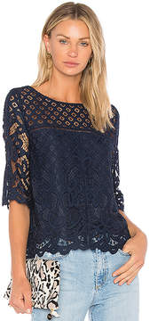 Cupcakes And Cashmere Andrie Top