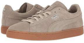 Puma Suede Classic Citi Vintage Khaki Mens Lace Up Sneakers