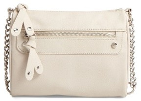 Bp. Double Stud Crossbody Bag - Grey
