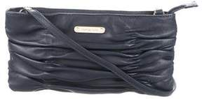 MICHAEL Michael Kors Ruched Leather Bag