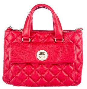 Kate Spade Gold Coast Little Campbell Satchel - RED - STYLE