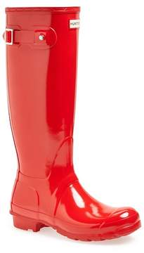 Hunter Glossy Waterproof Boot
