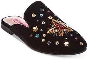 Betsey Johnson Solar Slide-On Mules Women's Shoes
