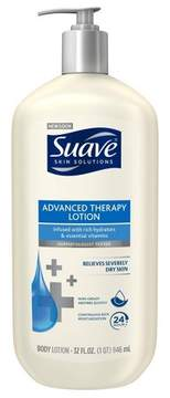 Suave Advanced Therapy Body Lotion 32 oz