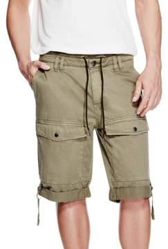 GUESS Men's Axel Flight Shorts