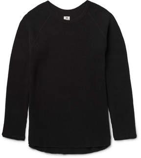 SASQUATCHfabrix. Waffle-Knit Cotton T-Shirt