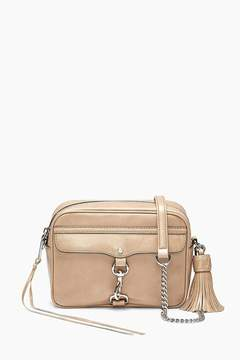 Rebecca Minkoff Large M.A.B. Camera Bag - NATURAL - STYLE