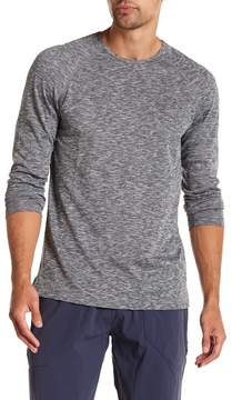 Reigning Champ Raglan Long Sleeve Tee