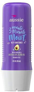 Aussie 3 Minute Miracle Moist Deep Conditioning Treatment - 8oz