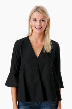 Do & Be Do+Be Black Adelaide Blouse
