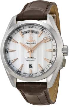 Omega Aqua Terra Automatic Silver Dial Men's Watch 23113422202001