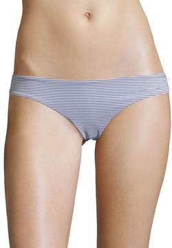 Onia Women's Lily Striped Bikini Bottom