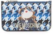 Love Moschino Printed Pouch