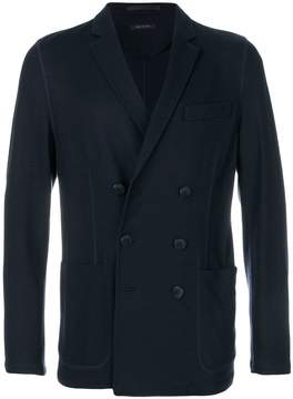 Giorgio Armani double-breasted blazer