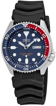 Seiko Automatic Diver Blue Dial Men's Watch