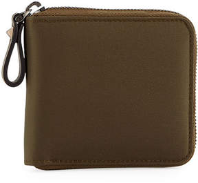 Valentino Men's Nylon Zip Wallet