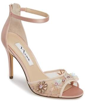 Nina Clarity Ankle Strap Sandal
