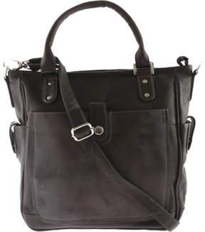 Piel Leather Tablet Shoulder Bag/Cross Body 3047 (Women's)