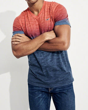 Hollister Must-Have V-Neck T-Shirt