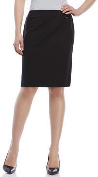 Tahari Petites Bi-Stretch Pencil Skirt