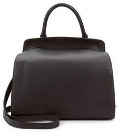 Natalya Leather Crossbody Bag