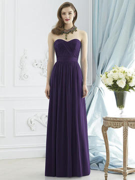 Dessy Collection 2942 Dress In Concord