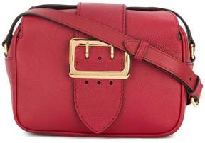Burberry Buckle shoulder bag - RED - STYLE