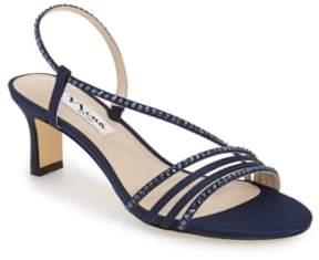 Nina 'Gerri' Embellished Slingback Sandal